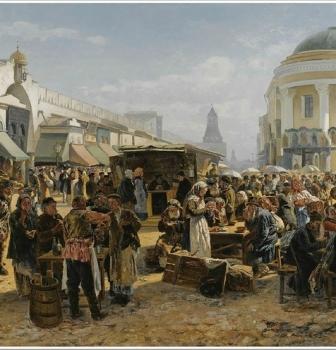 Выездная ПрогулоШная в Музее Москвы